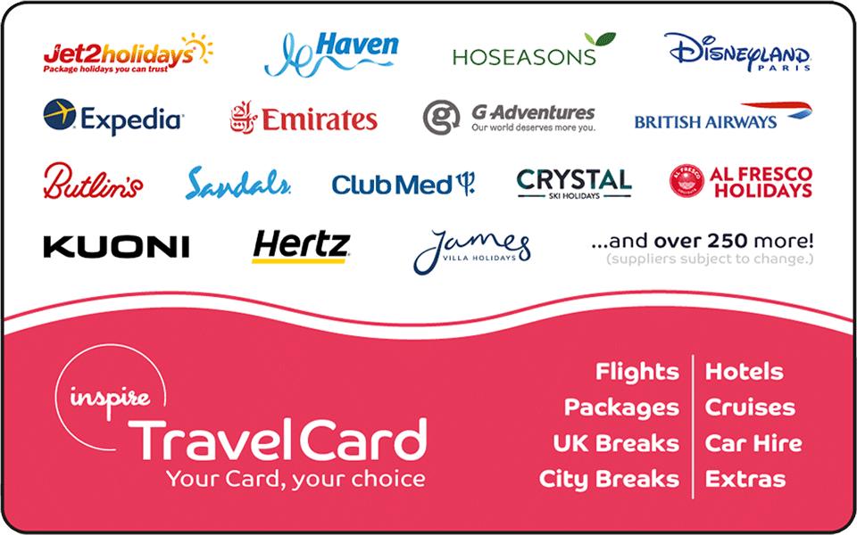 Inspire Travel Card