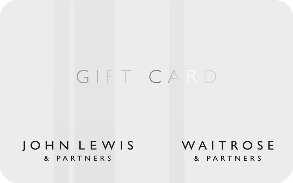 John Lewis Gift Card