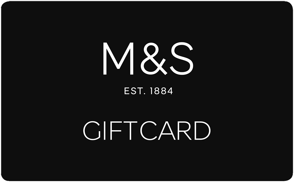 Marks and Spencers Gift Card