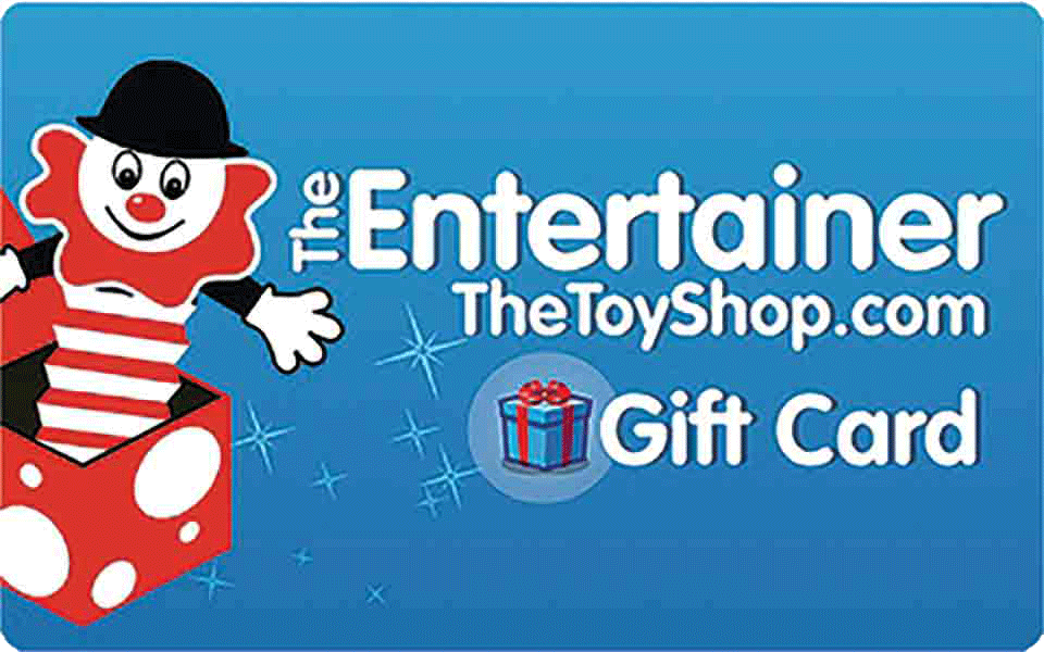 The Entertainer Gift Card